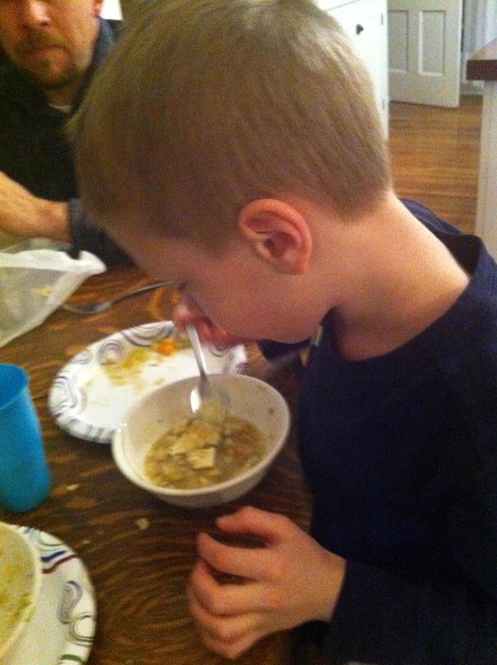 Danil soup